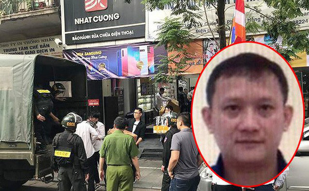 NÓNG: Bắt Bùi Quốc Việt - anh trai ông chủ Nhật Cường Mobile-1