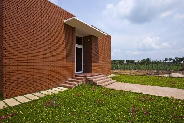 """Nhà vườn rộng 90m2 ở Đồng Nai gây sốt"""" vì xây dựng chỉ 500 triệu đồng-1"""
