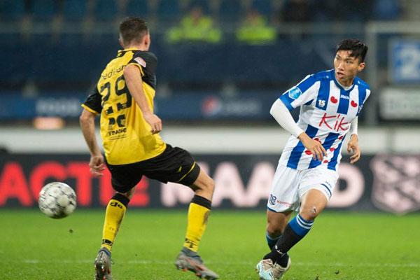 GÓC TIẾT LỘ: Mỗi phút thi đấu của Văn Hậu ở Heerenveen có giá 3 tỷ đồng-1