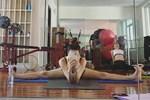 Hà Hồ khoe duy trì tập luyện yoga, đủ sức cân toàn động tác khó: Thì ra bí quyết giữ visual đỉnh cao của mẹ bầu là đây!