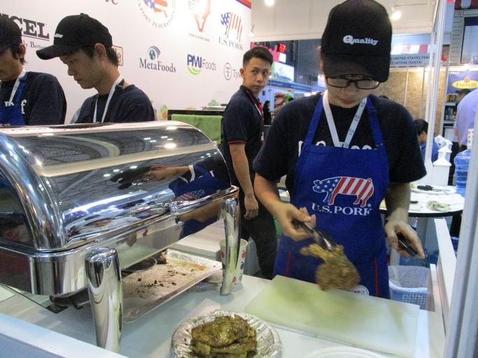 Giá thịt heo Việt Nam cao gấp 5 lần ở Mỹ-1