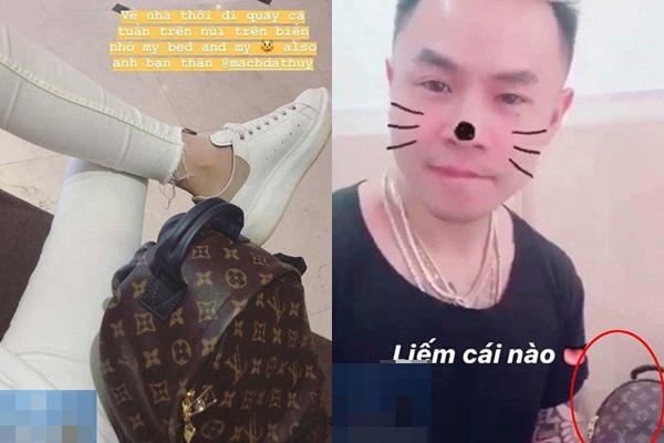 Hoa hậu người Việt tại Úc Jolie Nguyễn từng hẹn hò rapper BinZ-4