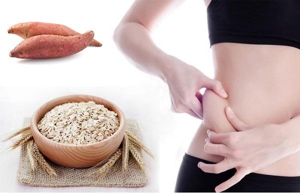Cách giảm cân bằng khoai lang trong 1 tuần khiến cân nặng giảm thần tốc-7
