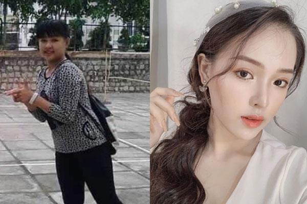 Nữ sinh Phú Yên giảm 20kg thành hotgirl