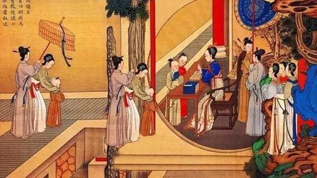 Trong hoàng cung bao ăn ở, tiền lương của các phi tần hậu cung dùng để làm gì mà bình thường đều không đủ-5