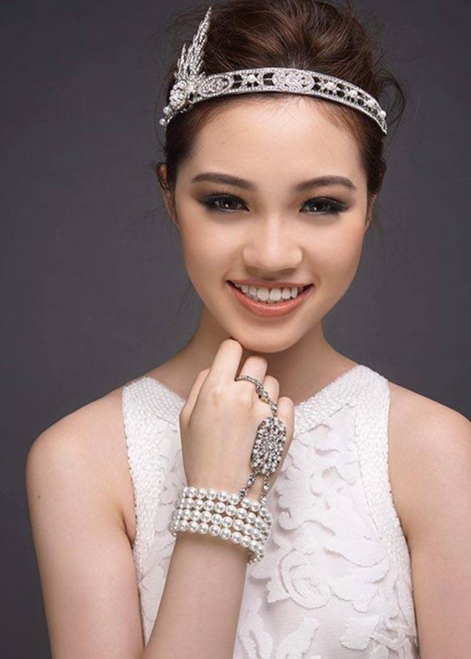 Cận cảnh nhan sắc thật của hoa hậu Jolie Nguyễn khi chưa phẫu thuật thẩm mỹ-6