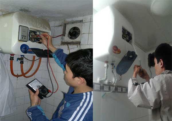 Bình nóng lạnh và một số thiết bị gia dụng bị đắp chiếu, làm sao để không bị hỏng trong mùa hè?-2