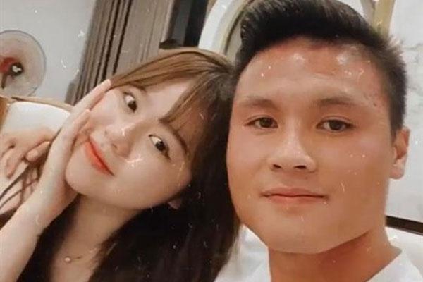 Huỳnh Anh công khai ảnh bên Quang Hải khẳng định tình cảm mặn nồng
