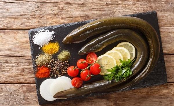 Cách nấu cháo lươn đậu xanh ngậy thơm bổ dưỡng cho bé ăn dặm-1