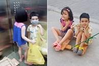 Dù gia đình không nghèo nhưng vẫn để con đi nhặt rác, người mẹ này được ủng hộ vô cùng vì một lý do đặc biệt