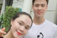 Lâu lắm Duy Mạnh mới đăng ảnh chụp cùng Quỳnh Anh: Tình yêu không cần nói chỉ cần thả tim thôi