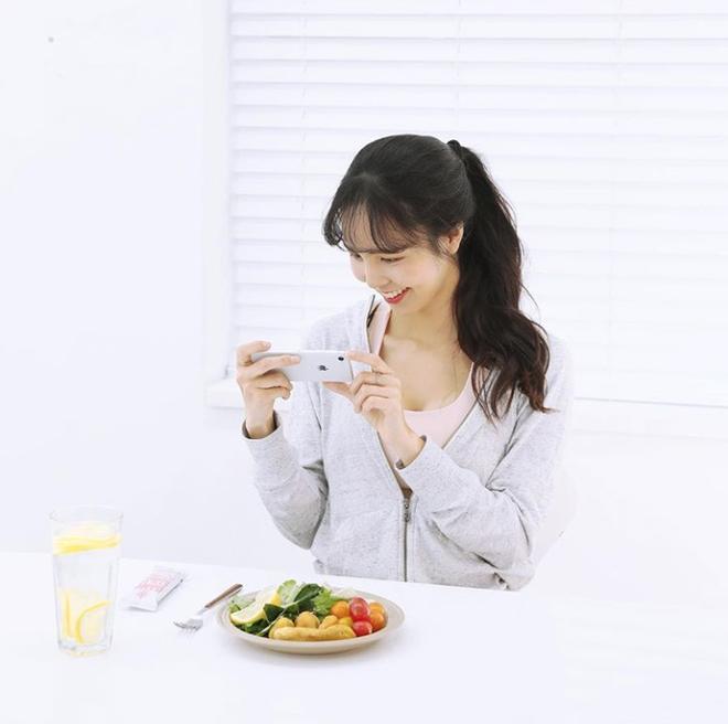 Từ 70kg xuống 50kg, cô gái Hàn chia sẻ 3 bí quyết giảm cân và 4 bài tập giúp thân dưới thanh mảnh-4