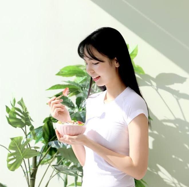 Từ 70kg xuống 50kg, cô gái Hàn chia sẻ 3 bí quyết giảm cân và 4 bài tập giúp thân dưới thanh mảnh-7