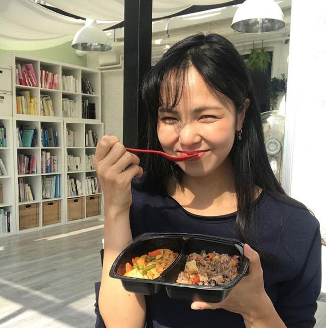 Từ 70kg xuống 50kg, cô gái Hàn chia sẻ 3 bí quyết giảm cân và 4 bài tập giúp thân dưới thanh mảnh-8