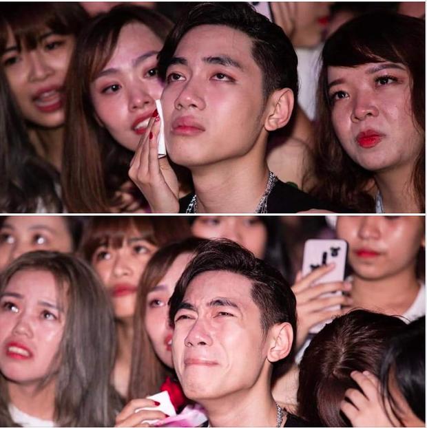 Ngay trong mini concert mừng sinh nhật, K-ICM bật khóc vì áp lực trước hàng loạt bình luận tiêu cực của anti -fan-1