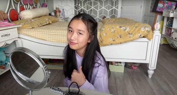 Giải mã sức hút từ loạt vlog triệu view quá là sến của cô bạn Việt 15 tuổi học trường quốc tế, có nhà bên Mỹ-2