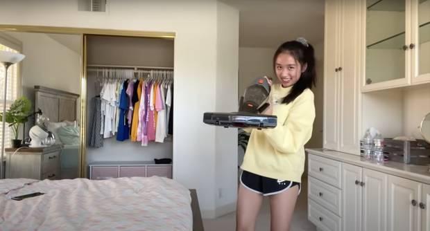 Giải mã sức hút từ loạt vlog triệu view quá là sến của cô bạn Việt 15 tuổi học trường quốc tế, có nhà bên Mỹ-4