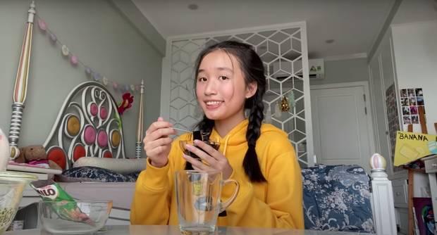 Giải mã sức hút từ loạt vlog triệu view quá là sến của cô bạn Việt 15 tuổi học trường quốc tế, có nhà bên Mỹ-7