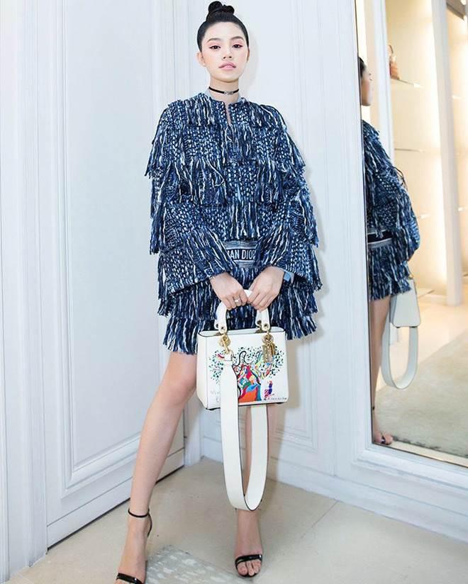 Khám kho hàng hiệu hàng chục tỷ của Hoa hậu duy nhất là rich kid Jolie Nguyễn-11
