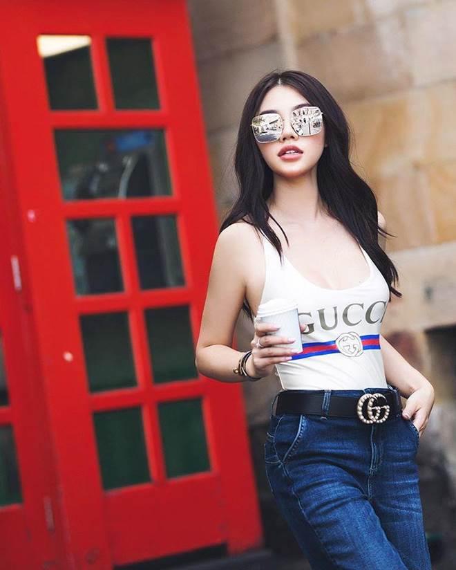 Khám kho hàng hiệu hàng chục tỷ của Hoa hậu duy nhất là rich kid Jolie Nguyễn-12