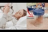 2 tháng sau khi sinh, bà mẹ sốc nặng khi đi vệ sinh thì phát hiện thứ này rơi ra từ cơ thể