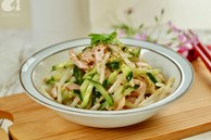 Hội lười mà muốn đẹp da giảm cân thì vào hết đây học cách làm món salad này chỉ 10 phút mà ăn ngon hết cỡ!