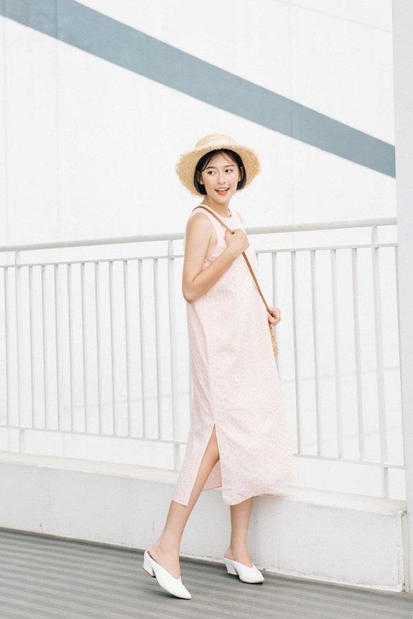 Các người đẹp Việt đang phải lòng một kiểu váy siêu thoải mái, diện vào mùa hè đẹp miễn chê-12