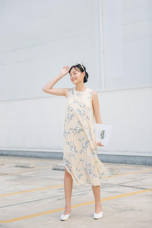 Các người đẹp Việt đang phải lòng một kiểu váy siêu thoải mái, diện vào mùa hè đẹp miễn chê-13
