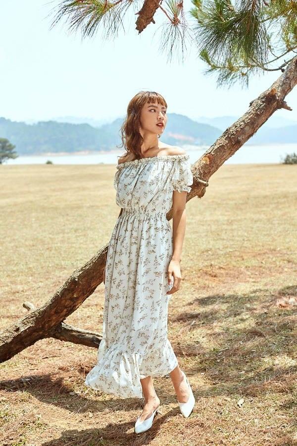 Các người đẹp Việt đang phải lòng một kiểu váy siêu thoải mái, diện vào mùa hè đẹp miễn chê-14