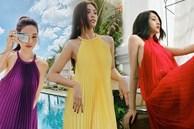 Các người đẹp Việt đang phải lòng một kiểu váy siêu thoải mái, diện vào mùa hè đẹp miễn chê