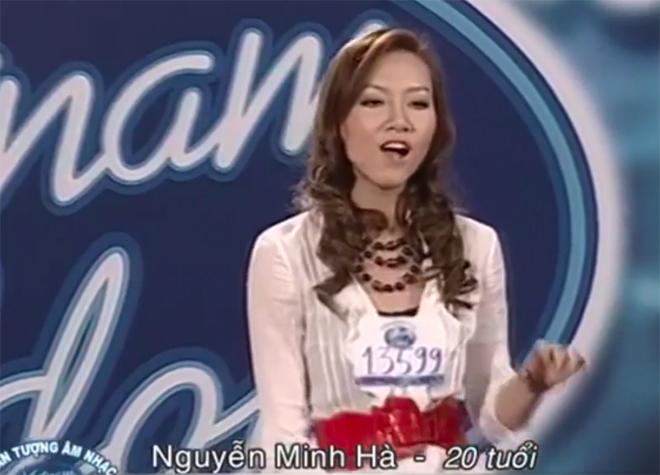 Điều ít người phát hiện ra về MC Minh Hà-2