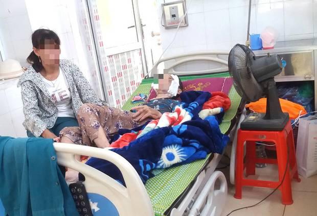 Nỗi ân hận của người con trai đánh mẹ già 84 tuổi bại liệt ở Hải Dương-5