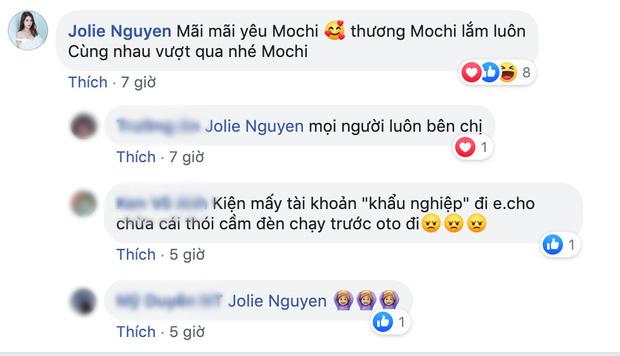 Jolie Nguyễn bất ngờ đổi avatar đen cùng story gây hoang mang giữa đêm-4