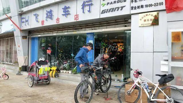 71 ngày, 4139 cây số, ông bố đơn thân đưa con gái 4 tuổi đi ngao du trên xe đạp-13
