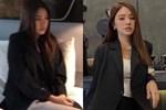 Sau loạt ồn ào, Hoa hậu Jolie Nguyễn chia sẻ hình ảnh để mặt mộc khá tiều tuỵ đi lễ chùa tìm bình yên-3