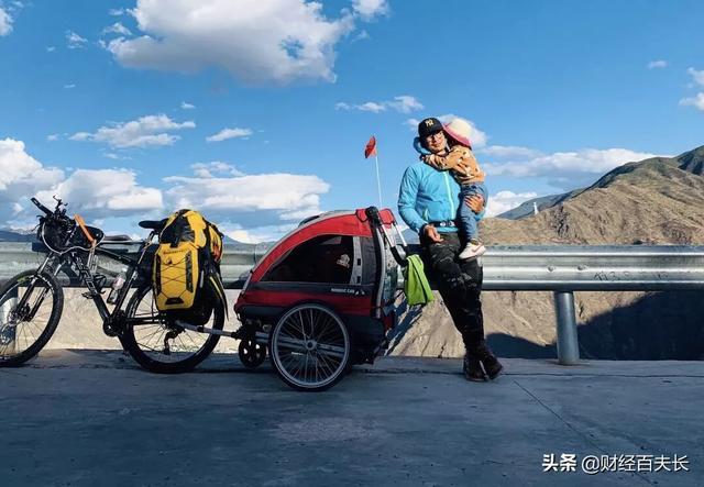 71 ngày, 4139 cây số, ông bố đơn thân đưa con gái 4 tuổi đi ngao du trên xe đạp-20