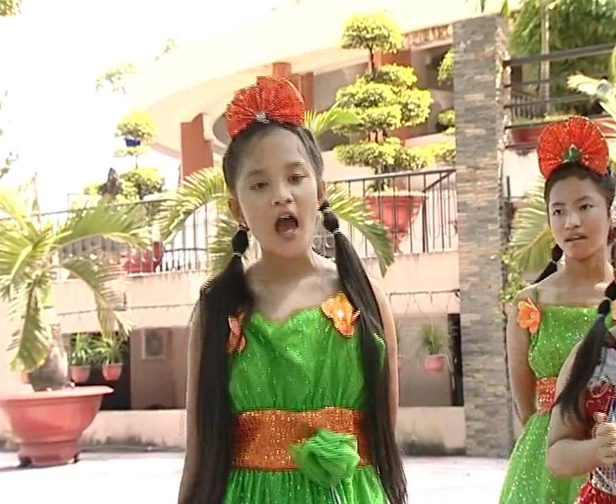 Dàn sao nhí Đồ Rê Mí 2007 sau 13 năm lên sóng: Mỗi người mỗi vẻ xinh đẹp khác nhau nhưng đều sở hữu một đặc điểm thú vị-6