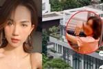 Ngọc Trinh công khai kiện hàng xóm ra toà vì hành vi quay lén, khoe clip lên mạng với bình luận khiếm nhã