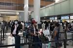 Hành khách cao tuổi qua đời trên chuyến bay đưa người Việt về từ Mỹ