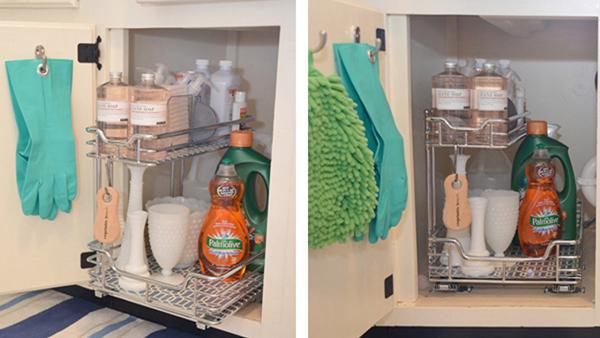 Sống khỏe với căn bếp nhỏ nhờ cách sắp xếp gọn-sạch-đẹp cực đơn giản-8