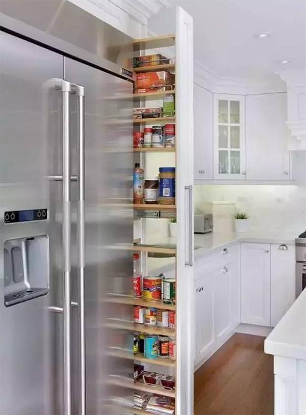 Sống khỏe với căn bếp nhỏ nhờ cách sắp xếp gọn-sạch-đẹp cực đơn giản-11