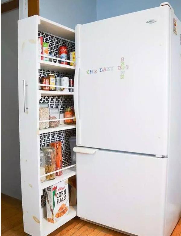 Sống khỏe với căn bếp nhỏ nhờ cách sắp xếp gọn-sạch-đẹp cực đơn giản-12