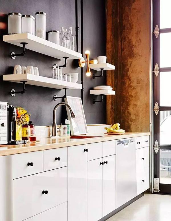 Sống khỏe với căn bếp nhỏ nhờ cách sắp xếp gọn-sạch-đẹp cực đơn giản-13