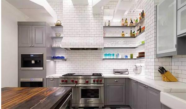 Sống khỏe với căn bếp nhỏ nhờ cách sắp xếp gọn-sạch-đẹp cực đơn giản-14