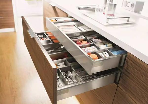 Sống khỏe với căn bếp nhỏ nhờ cách sắp xếp gọn-sạch-đẹp cực đơn giản-16