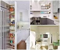 'Sống khỏe' với căn bếp nhỏ nhờ cách sắp xếp gọn-sạch-đẹp cực đơn giản