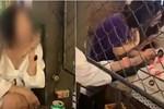 Cô gái thản nhiên thò tay 'chấm mút' bánh kem của bàn bên cạnh bị dân tình chỉ trích