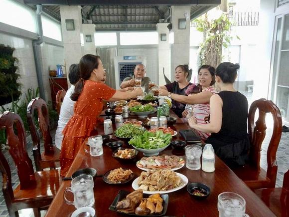 NSND Hồng Vân tiết lộ nơi bí mật, chưa bao giờ khoe ai trong biệt thự giữa lòng Sài Gòn-4