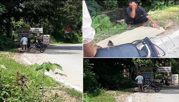 Thực hư thông tin cụ ông 80 tuổi tử vong do bị tài xế taxi bỏ dọc đường, con trai phải buộc thi thể lên xe máy đưa về nhà-1