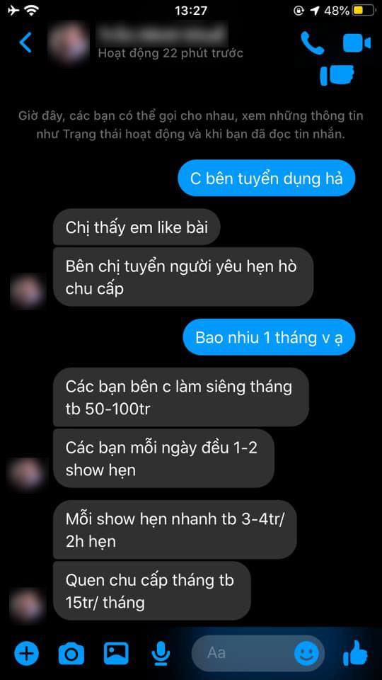 Dân mạng xôn xao group kín facebook các em gái sinh năm 99, 2000 tìm daddy bao nuôi, nhàn nhã mỗi tháng kiếm vài chục triệu-3